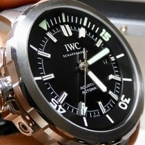 IWC Aquatimer Automatic Steel 42mm Black United States of America, North Carolina, Winston Salem
