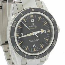 Omega Seamaster 300 Steel 41mm Black Arabic numerals