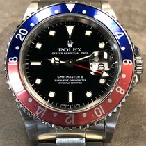 Rolex GMT-Master II 16710 1980 pre-owned