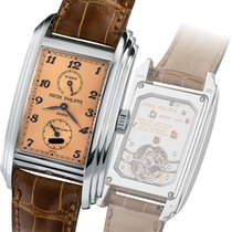 Patek Philippe Grand Complications (submodel) Platinum 30mm Pink Arabic numerals