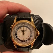 Patek Philippe World Time 5110J-001 2001 pre-owned