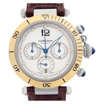 Cartier Pasha 2113 2000 pre-owned
