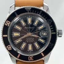 Marcello C. Steel Automatic Marc Nicolet pre-owned