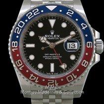 Rolex GMT-Master II 126710BLRO 2018 rabljen