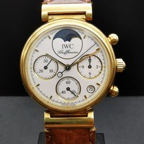 IWC Da Vinci Chronograph IW3736 pre-owned