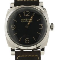 Panerai Special Editions PAM00587 New Steel 47mm Manual winding