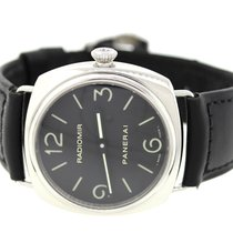 Panerai PAM00210 Steel Radiomir 45mm pre-owned United States of America, New York, Greenvale