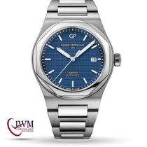 Girard Perregaux Laureato Steel 41mm Blue