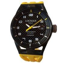 Locman Carbon 41mm Automatic 544 new