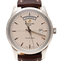 Breitling Transocean Day & Date Automatic