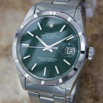Rolex 1501 Swiss Automatic Vintage 1968 Stainless Steel Mens...
