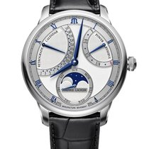Maurice Lacroix Masterpiece new Automatic Watch with original box and original papers MP6588-SS001-331-1 | MP6588-SS001-131-1