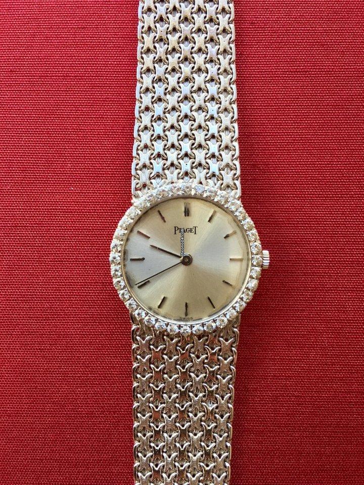89a5808e407 Comprar relógios Piaget Ouro branco