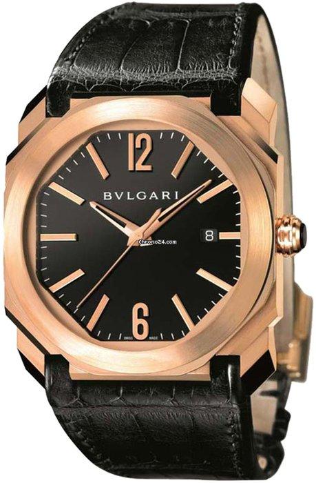Bulgari Octo 101963 BGOP41BGLD 2021 neu