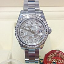 Rolex Lady-Datejust nuevo 2018 Automático Reloj con estuche y documentos originales 179384