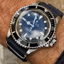 Rolex 5513 Military Submariner non-date - Milsub