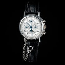 Breguet Platinum Automatic White Roman numerals 38mm pre-owned
