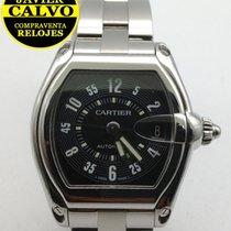 Cartier Roadster usados 43mm Acero