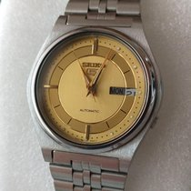 Seiko 5 7009-3170, 17 jewels, from August of 1990,