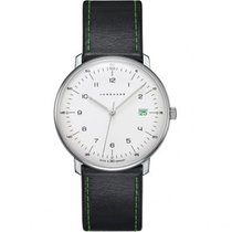 Junghans Max Bill Edition 2018 automatic stainless steel case...