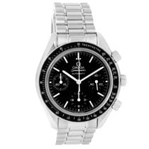 Omega Speedmaster 39 Reduced Sapphire Crystal Chrono Watch...