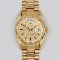 Rolex 1803 Geelgoud 1969 Day-Date 36 36mm tweedehands Nederland, Sevenum