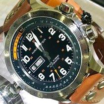 Hamilton Khaki X-Wind H77755533 HAMILTON KHAKI AVIATION Acciaio Nero 45mm nouveau
