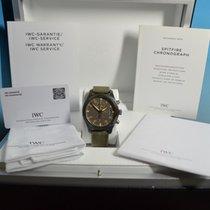 IWC Pilot Top Gun Miramar Chronograph, UNGETRAGEN, B&P, Ref....