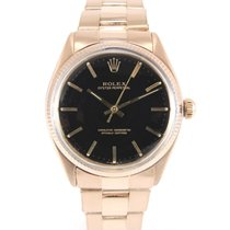 Rolex Oyster Perpetual (Submodel) 34mm Or rose