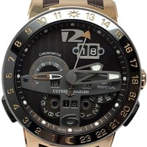 Ulysse Nardin El Toro / Black Toro Rose gold 43mm Black No numerals United States of America, Florida, Naples