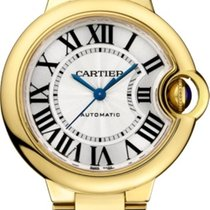 Cartier Yellow gold Automatic WGBB0005 new United States of America, Florida, North Miami Beach