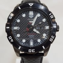Seiko 5 Sports новые Автоподзавод Часы с оригинальными документами и коробкой SRP721K1