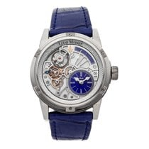 Louis Moinet Titane 43.5mm Remontage automatique LM-39.20.20 occasion