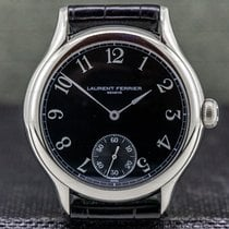 Laurent Ferrier Steel 40mm Automatic LCF004.AC.NBW.1 pre-owned