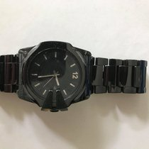 Diesel Ceramic 49mm Quartz pre-owned