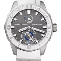 Ulysse Nardin Titanium 44mm Automatic 1183-170LE-3/90-GW new