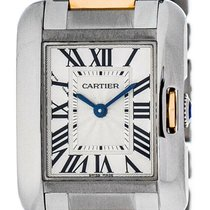 Cartier Tank Anglaise 30.2mm Silver United States of America, California, Los Angeles