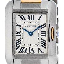 Cartier Tank Anglaise new Quartz Watch with original box W5310019