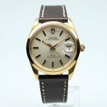 Tudor pre-owned Automatic 34mm Plexiglass