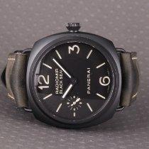 Panerai Radiomir Black Seal PAM 00292 Meget god Keramik 45mm Manuelt Danmark, Hellerup