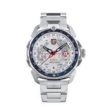 Luminox Stal 46mm Kwarcowy XL.1207 LUMINOX Land Series Ice Sar Acciaio Blu 46mm nowość