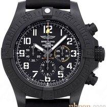 Breitling Plastic Automatic Black No numerals 50mm new Avenger Hurricane
