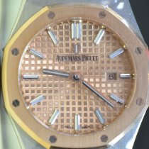Audemars Piguet Royal Oak Lady Gold/Steel 33mm Gold No numerals United States of America, New York, New York