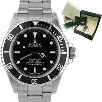 Rolex Submariner (No Date) 14060 M pre-owned