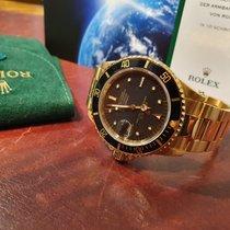 Rolex Submariner Date Gelbgold 40mm Gold Keine Ziffern Deutschland, Wiesbaden