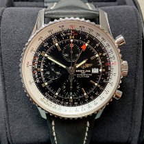 Breitling Navitimer World A24322 2013 pre-owned