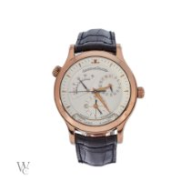 Jaeger-LeCoultre Master Geographic 142.2.92 2010 rabljen