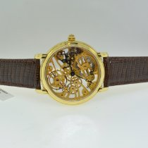 Maurice Lacroix Masterpiece Squelette Yellow gold 43mm Gold (solid)