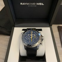 Raymond Weil Steel 15.25mm Automatic 7850-TIR-05207 pre-owned