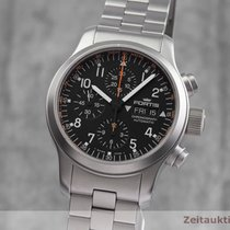 Fortis Steel 42mm Automatic 635.22.141 pre-owned